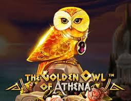 The Golden Owl Of Athena ロゴ